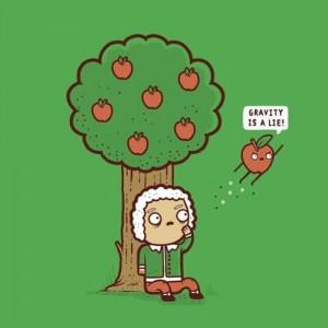 Ньютон-яблоко-гравитация-891786
